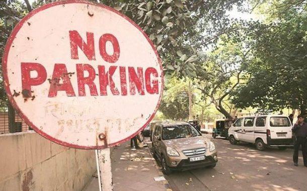 अनधिकृत पार्किंग: महापालिकेने सात दिवसांत वसूल केला २३ लाखांचा दंड