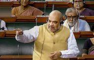 शहांनी एमआयएम नेत्यांना बोट दाखवण्यावरून उडाला गदारोळ