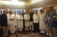 राहुल गांधींसह विरोधी पक्षाच्या १२ नेत्यांना श्रीनगर विमानतळावर अडविले-काश्मीर स्थितीबाबत साशंकता कायम