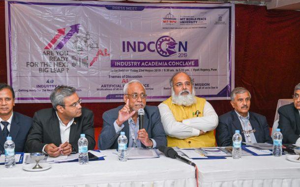 एमआयटी वर्ल्ड पीस युनिव्हर्सिटीतर्फे 'इंडिकॉन' एक दिवसीय परिषद
