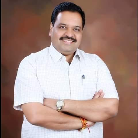 राजेश पांडे यांची प्रदेश भाजपा सचिव म्हणून नियुक्ती