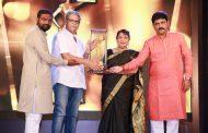 'चित्रभूषण' व 'चित्रकर्मी' पुरस्कार सोहळा संपन्न