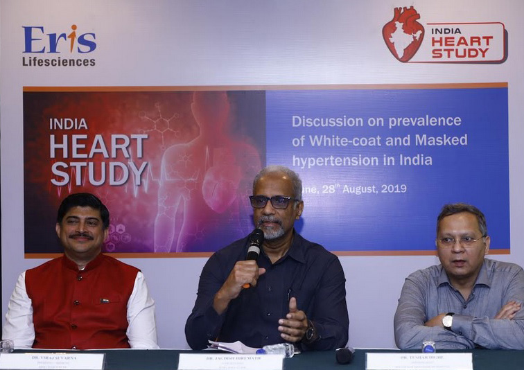 महाराष्ट्रातील 21.7% लोकांना मास्क्ड हायपरटेन्शनचा त्रास, इंडिया हार्ट पाहणीतील निष्कर्ष