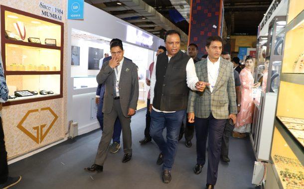 जीजेईपीसीतर्फे 36व्या इंडिया इंटरनॅशनल ज्वेलरी शोचे आयोजन