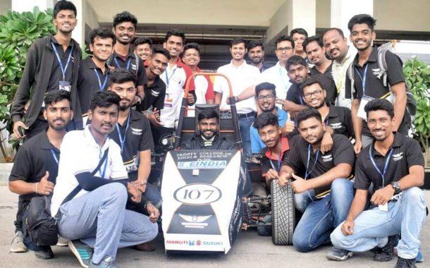 केजेज् ट्रिनिटी महाविद्यालयाच्या टीमची 'सुप्रा इंडिया'मध्ये उल्लेखनीय कामगिरी