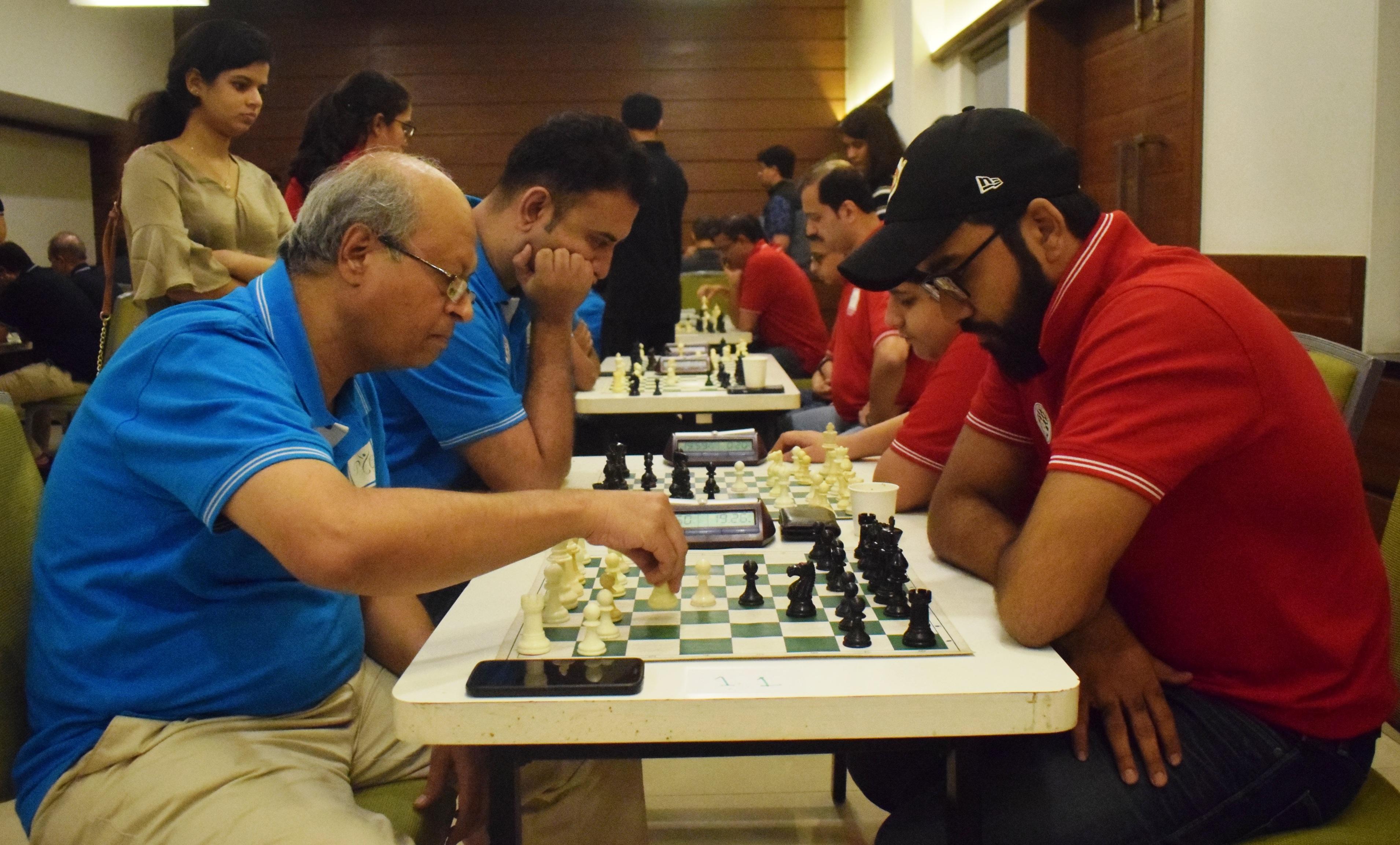 पीवायसी बुद्धिबळ लीग 2019 स्पर्धेत गोल्डन किंग व  7 नाईट्स यांच्यात विजेतेपदासाठी लढत