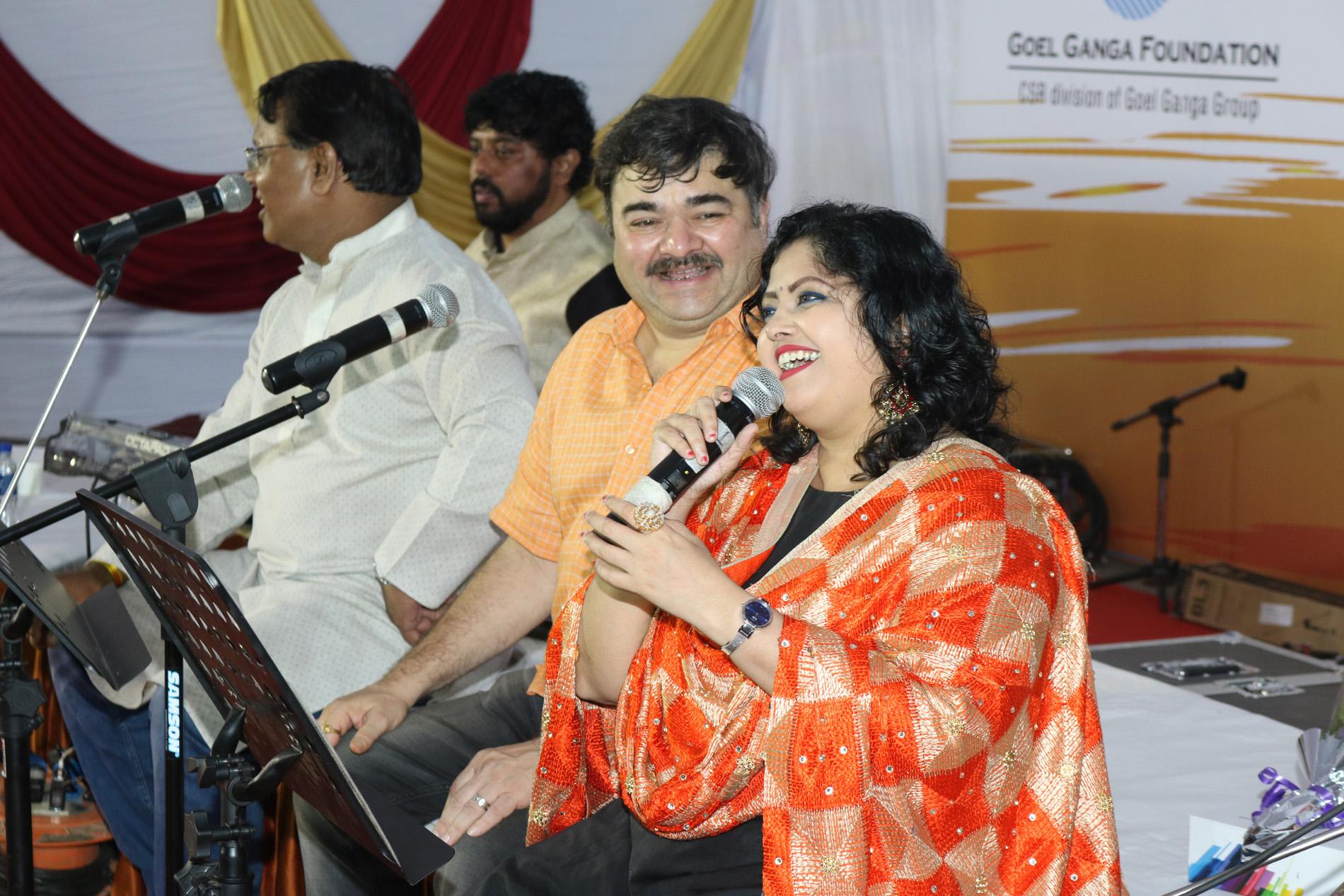 'गंगा भाग्योदय'मध्ये रंगली 'सुखकर्ता' मैफल