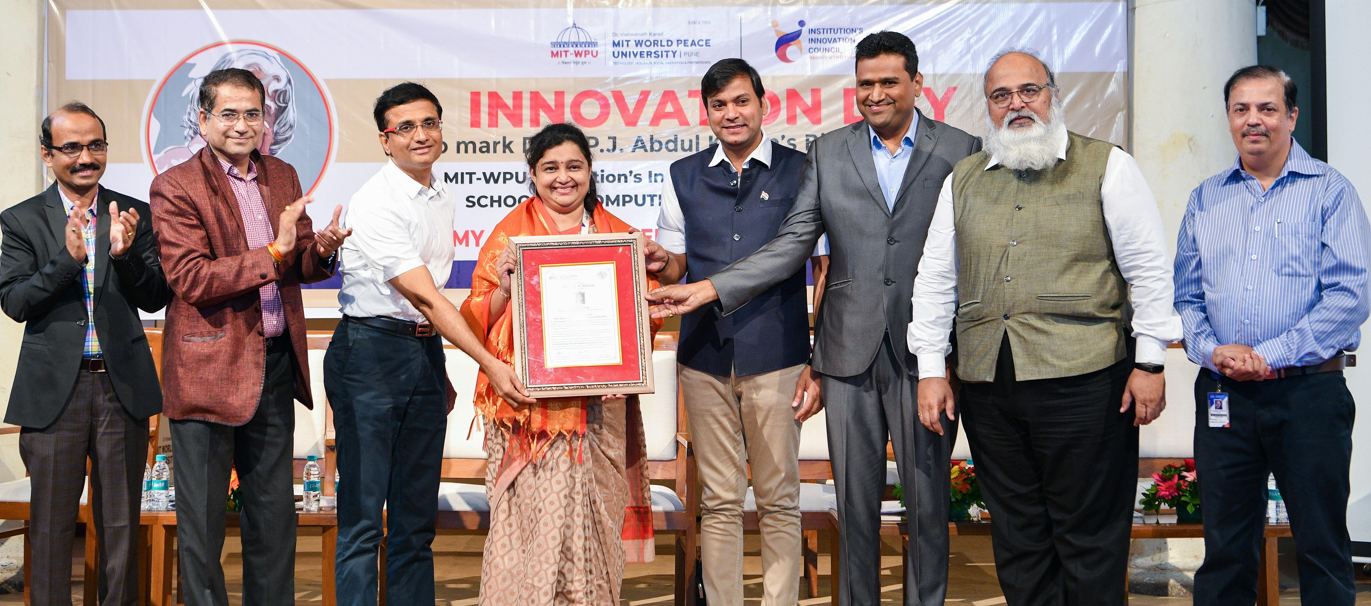 बुध्दिमत्तेचा उपयोग करून सृजनशीलता जपली पाहिजे- डॉ. संजय काटकर