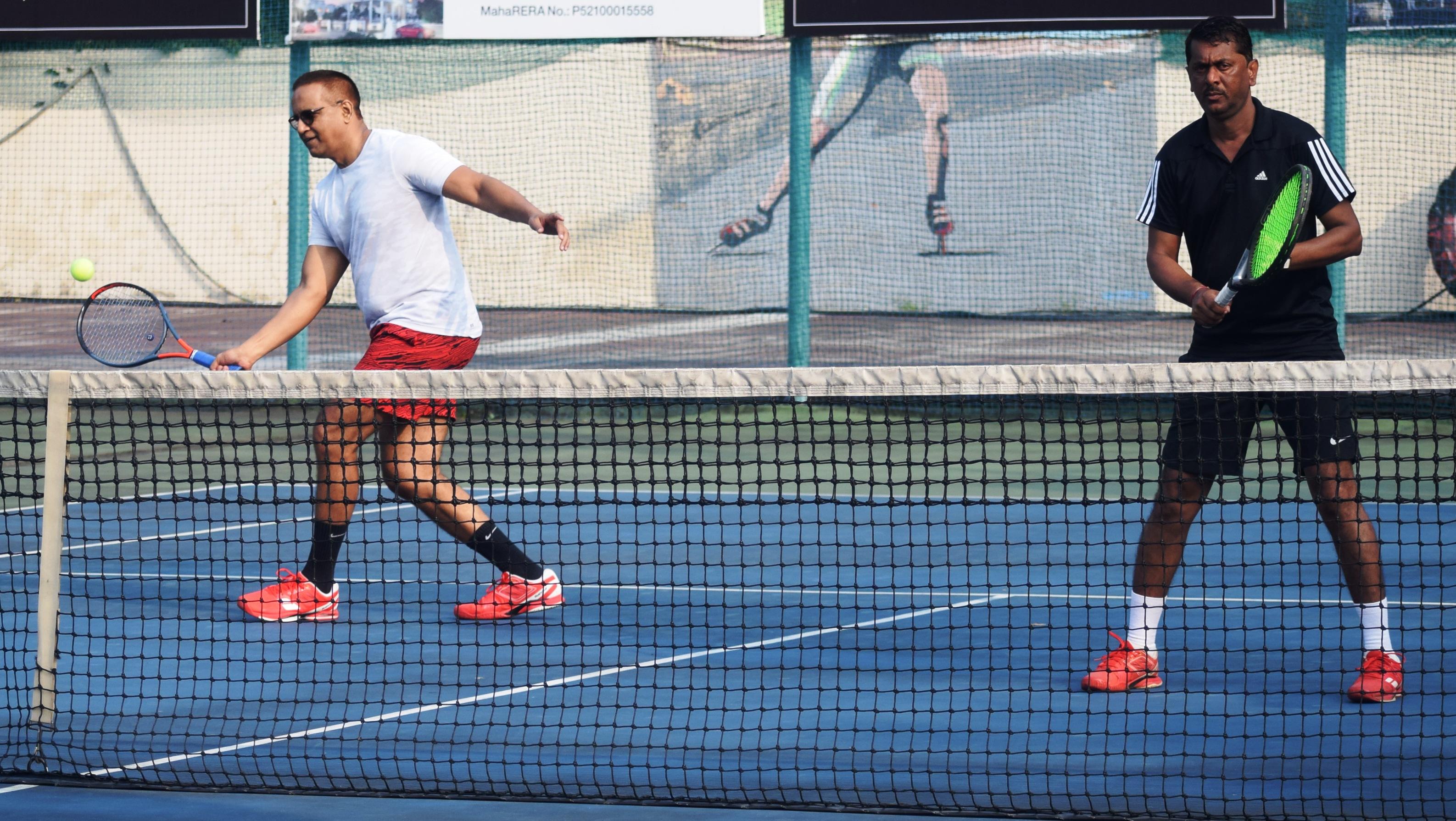 सोलारिस आंतर क्लब टेनिस अजिंक्यपद स्पर्धेत आरपीटीए सोलारिस, डायमंड्स, एसपी सुलतान्स, महाराष्ट्र मंडळ संघांची विजयी सलामी