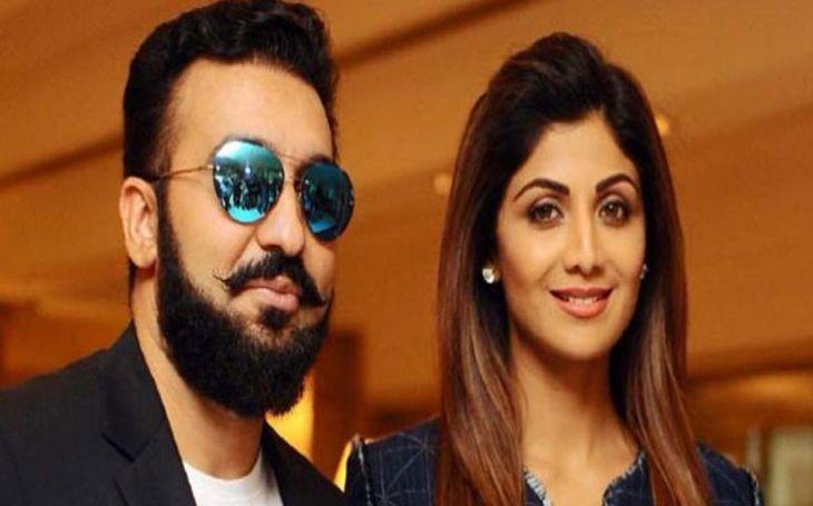इक्बाल मिर्ची मालमत्ता प्रकरणी शिल्पा शेट्टीचे पती राज कुंद्रांना ईडीने बजावली नोटीस