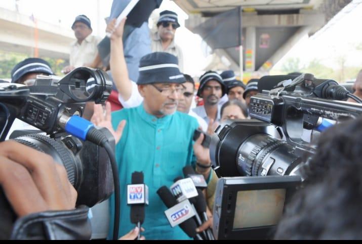 -महाराष्ट्रात पत्रकार संरक्षण कायदा लागू-