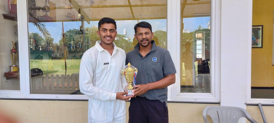 क्रिकेट स्पर्धेत पीवायसी हिंदू जिमखाना क्लबचा पहिल्या डावावर विजय