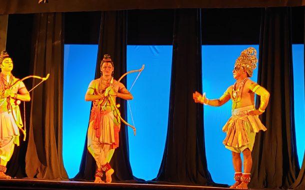 'चुडामणी प्रदानम ' पौराणिक नृत्यनाटिकेने जिंकली पुणेकरांची मने !