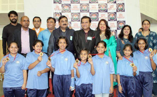महाराष्ट्राला 'नॅशनल स्पोर्ट चॅम्पियनशिप'चे विजेतेपद