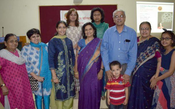 विज्ञाननिष्ठा, सामाजिक जाण सौंदर्यापेक्षाही महत्वाचे डॉ. जयश्री फिरोदिया