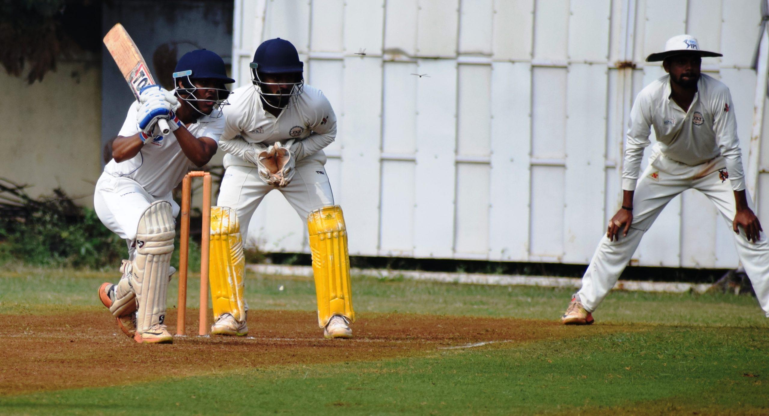पीवायसी चॅलेंजर करंडक 3दिवसीय निमंत्रित क्रिकेट स्पर्धेत पहिल्या दिवशी क्लब महाराष्ट्र संघाचे वर्चस्व