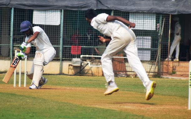 दुसऱ्या पीवायसी गोल्डफिल्ड राजू भालेकर करंडक निमंत्रित 19 वर्षाखालील क्रिकेट स्पर्धेत संयुक्त जिल्हा संघाचा क्लब ऑफ महाराष्ट्र संघावर विजय