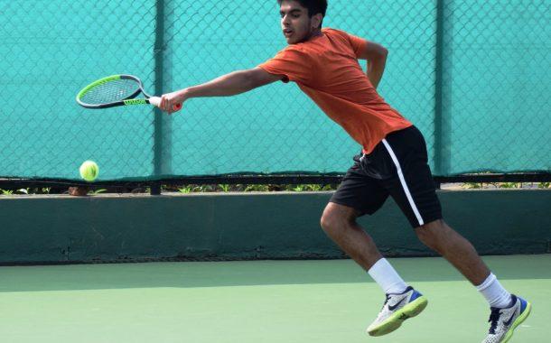 गद्रे-एमएसएलटीए आयटीएफ कुमार टेनिस अजिंक्यपद स्पर्धेत गिरीश चौगुले, प्रसाद इंगळे, सिद्धार्थ मराठे, ईशान गोधभरले यांची आगेकूच