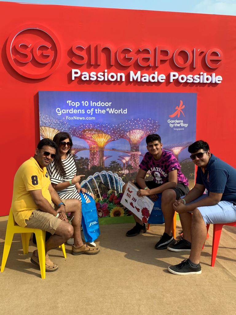 सिंगापूर टुरिझम बोर्डाची झोमॅटोशी भागिदारी