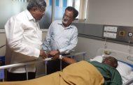 अपघातात मृत्युमुखी पडलेल्या वारकऱ्यांच्या वारसांना भाजपातर्फे मदत-प्रदेशाध्यक्ष चंद्रकांतदादा पाटील