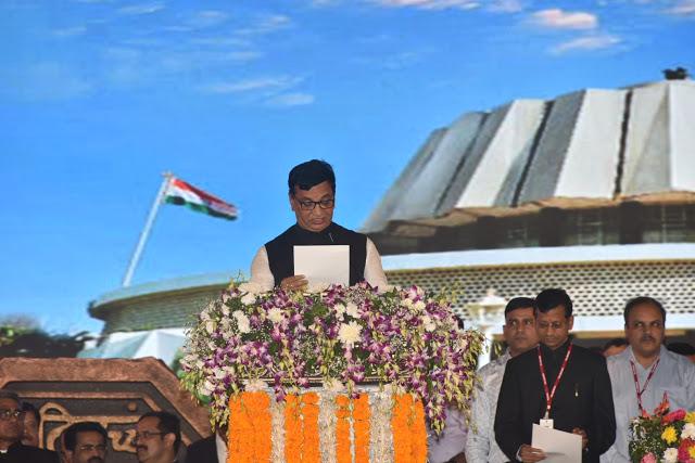 मंत्री श्री. विजय ऊर्फ बाळासाहेब थोरात यांचा परिचय