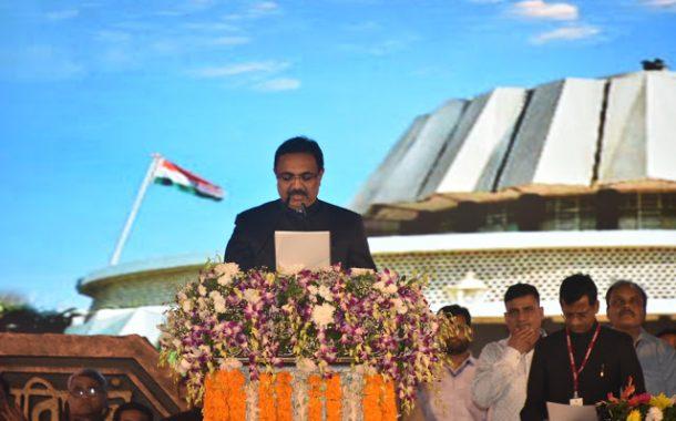 मंत्री श्री. जयंत राजाराम पाटील यांचा परिचय