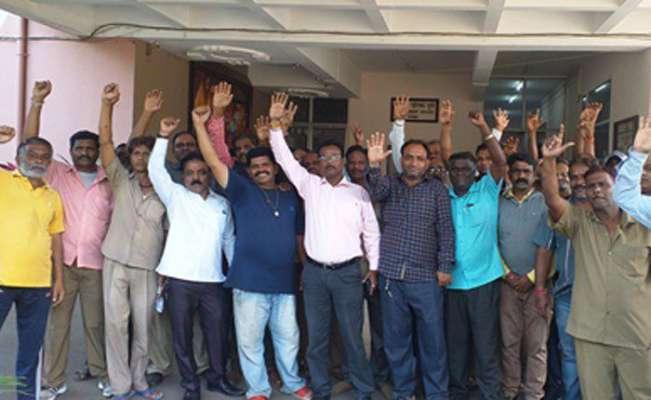 कॅन्टोन्मेंट कर्मचाऱ्यांना सातवा वेतन आयोग द्या -मागणी