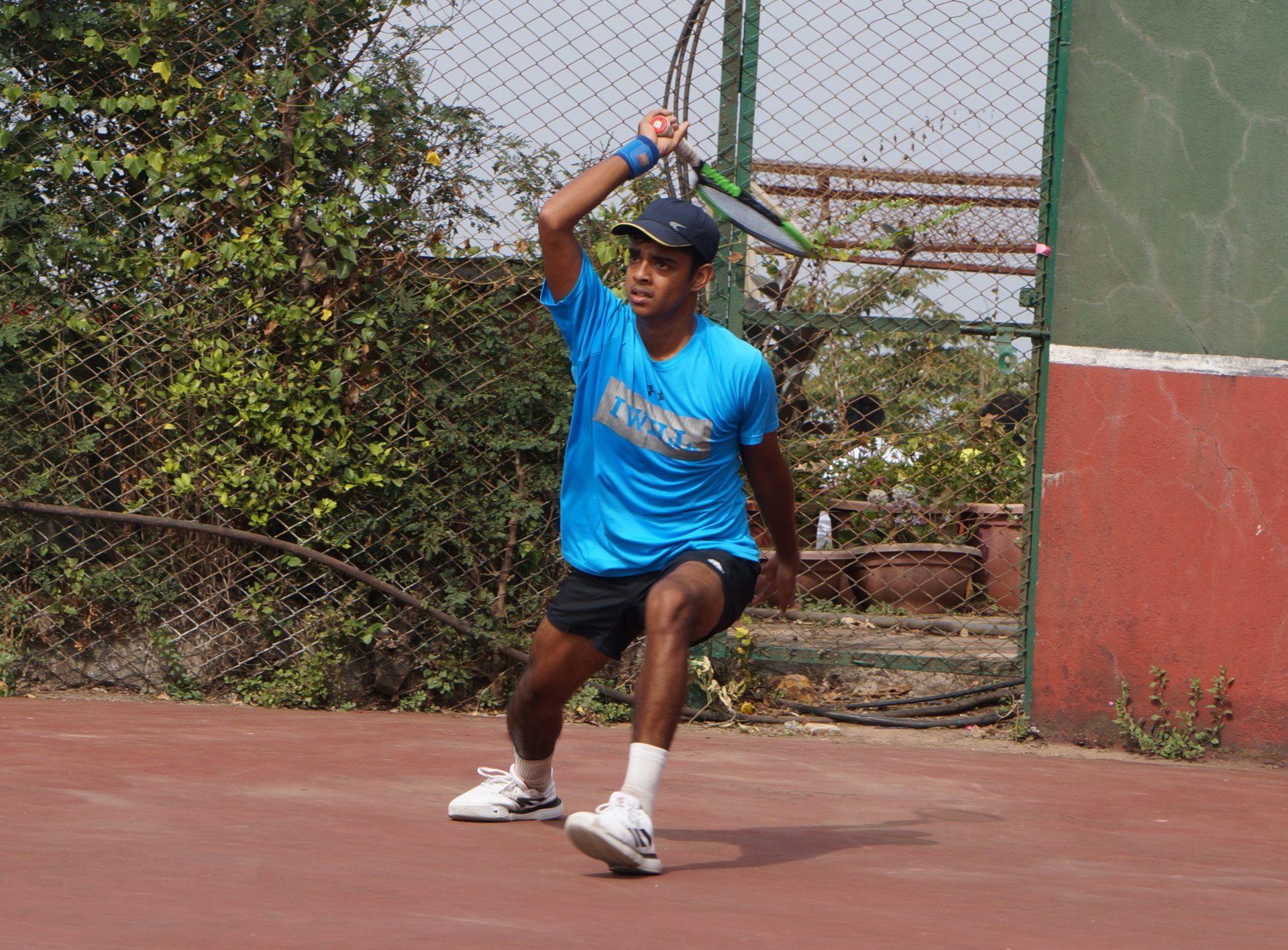 एमएसएलटीए रवाईन हॉटेल अखिल भारतीय मानांकन  2लाख रकमेच्या पुरुष व महिला टेनिस स्पर्धेत प्रणित कुदळे, संदेश कुरळे, हृदया शहा, गार्गी पवार यांचा मुख्य फेरीत प्रवेश