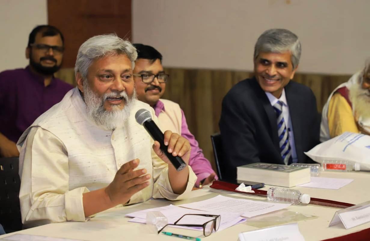 निसर्ग संवर्धन शिकविणाऱ्या शिक्षण पद्धतीची गरज :डॉ राजेंद्रसिंह