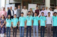 उच्च शिक्षणासाठी सामाजिक संस्थांचा हातभार महत्वाचा- कुलगुरू डॉ. के. पी. विश्वनाथा