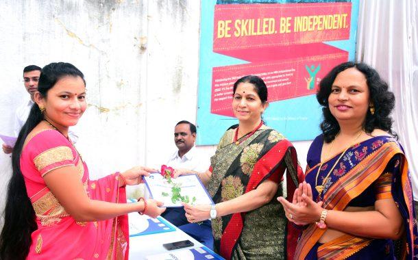 महिलांनी  आत्मनिर्भरतेसाठी कौशल्य प्रशिक्षणाची कास धरावी -ज्योत्स्ना एकबोटे