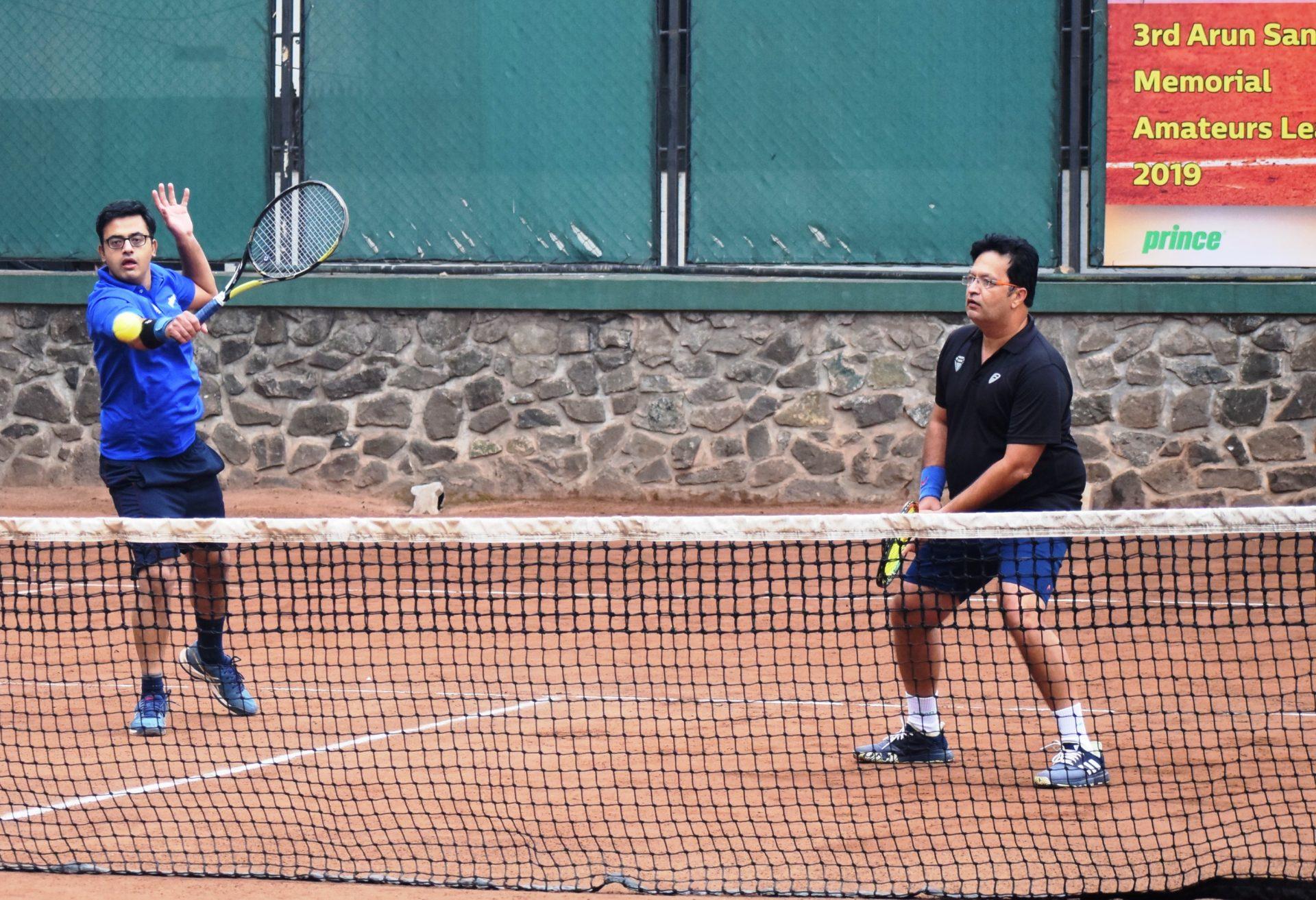 अरुण साने मेमोरियल हौशी टेनिस लीग स्पर्धेत पीवायसी अ, बालेवाडी टेनिस नट्स संघांचा उपांत्य फेरीत प्रवेश