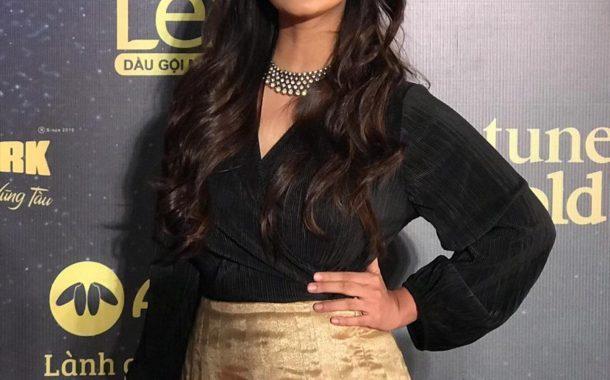 अभिनेत्री शिवानी सुर्वेला व्हिएतनाममध्ये मिळाला सर्वोत्कृष्ठ अभिनेत्रीचा आंतरराष्ट्रीय पुरस्कार