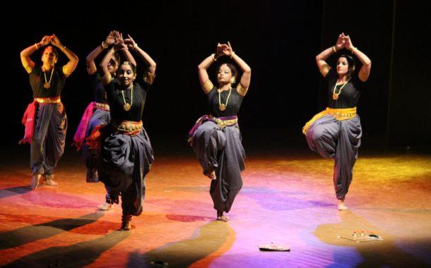 चार नृत्यशैलींनी सजलेला 'नृत्यसंगम'