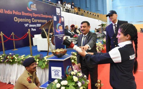 आंतरराष्ट्रीय पातळीवर देशाचे प्रतिनिधीत्व करण्यास  अखिल भारतीय पोलीस नेमबाजी स्पर्धेचे व्यासपीठ उपयुक्त-पोलीस महासंचालक एस. के. जैस्वाल