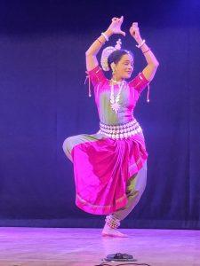आंतरराष्ट्रीय भारतीय नृत्य महोत्सवात बहारदार सादरीकरणे