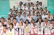 राष्ट्रीय तायक्वांदो स्पर्धेत 'होरांगी'च्या खेळाडूंची सलग चौथ्या वर्षी बाजी