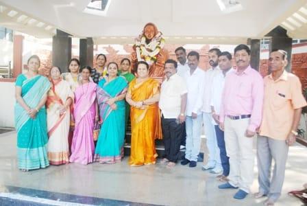 """महाराष्ट्रात महिलांना डिजिटल साक्षर करण्यासाठी अभियान राबविण्यात येणार"""".-डॉ.नीलम गो-हे."""