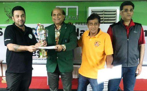 पॅरा स्नूकर अजिंक्यपद स्पर्धेत मुंबईच्या अनंत मेहता याला विजेतेपद