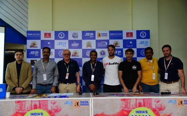 टाटा ओपन महाराष्ट्र टेनिस स्पर्धेच्या दुहेरीसाठी लिएन्डर पेसला वाईल्ड कार्ड  कारकिर्दीतील अखेरची स्पर्धा भारतातच खेळणार