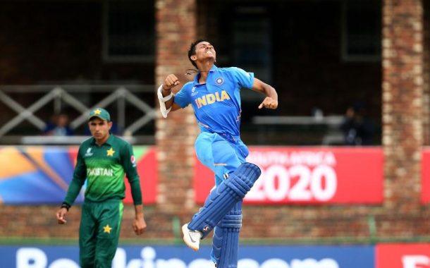 भारताचा पाकिस्तानवर 10 विकेट राखुन दणदणीत विजय, जयसवाच्या 105 तर सक्सेनाच्या नाबाद 59 धावा