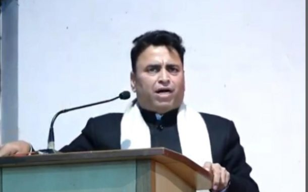 बांगलादेशी घुसखोरांना वाचविण्यासाठी 'सीएए'ला विरोध -सुनील देवधर