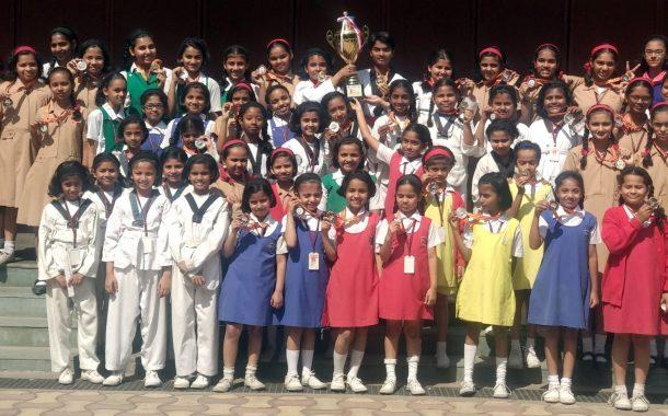 सेंट फिलीक्स हायस्कूलच्या मुलींचे राष्ट्रीय तायक्वांदो स्पर्धेत यश