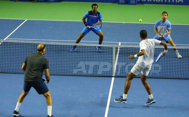 तिसऱ्या टाटा ओपन महाराष्ट्र टेनिस स्पर्धेत जिरी वेस्ली, रिकार्डस बेरँकीस यांचा उपांत्य फेरीत प्रवेश