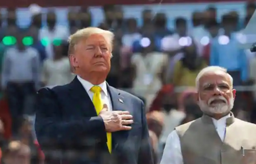 पंतप्रधान मोदी भारतीयांना जे हवे ते करू शकतात-डोनाल्ड ट्रम्प