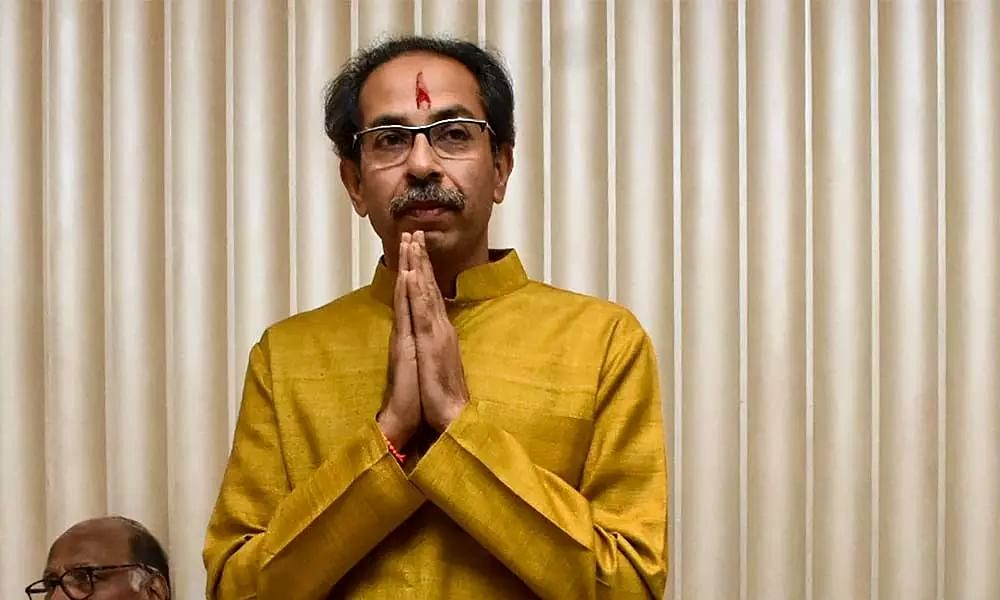 राम मंदिर भूमिपूजन सोहळ्यासाठी मुख्यमंत्री उद्धव ठाकरेंना निमंत्रण
