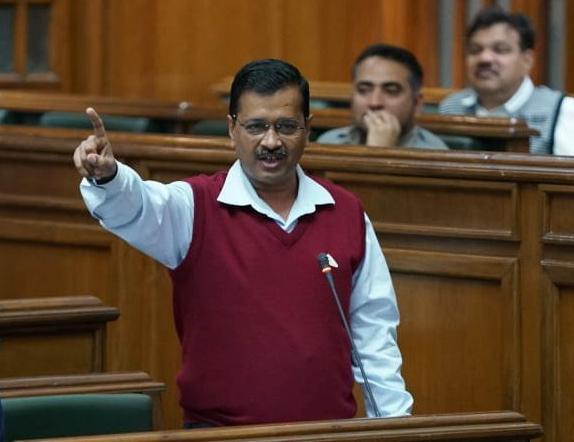 दिल्ली विधानसभेत एनपीआर आणि एनआरसीविरोधात ठराव मंजुर, केजरीवाल म्हणाले- माझ्या संपूर्ण कॅबिनेटकडे बर्थ सर्टिफिकेट नाही