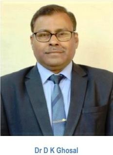 'लोकसेवा ग्रुप'च्या व्यवस्थापकीय संचालकपदी डॉ. डी. के. घोसाल