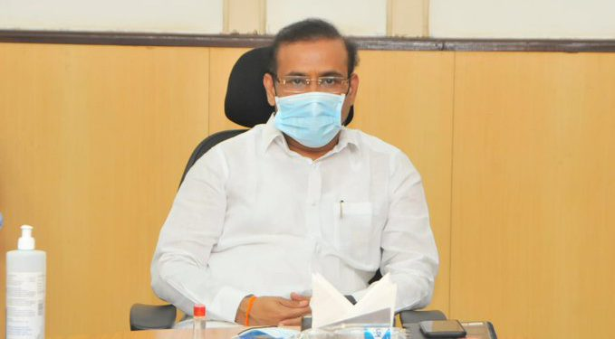 ६० हजार १४७ रुग्णांवर उपचार सुरू - आरोग्यमंत्री राजेश टोपे
