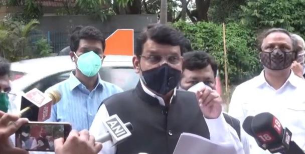 'निसर्ग'च्या नुकसानग्रस्तांना अद्याप एक रुपयाची मदतही मिळाली नाही-फडणवीस (व्हिडीओ)
